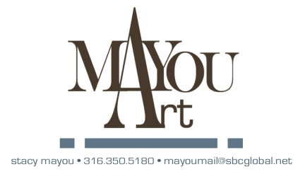 2010 Mayou Art Business Card