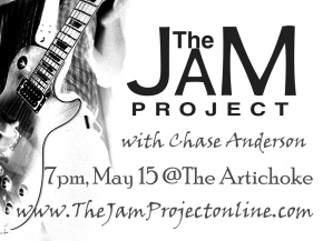 2010 JAM Project Flyer