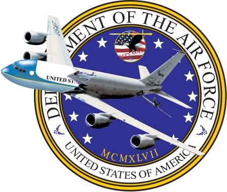 KC135R Nose Art, 2002