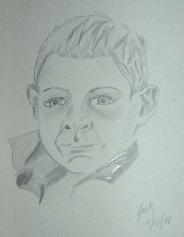 Jack - 1998 Pencil Drawing