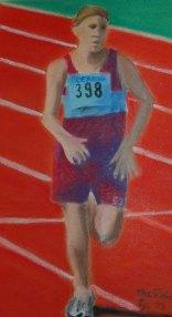 The Runner - 2004 Pastel