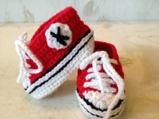 Konverse for baby Kontz