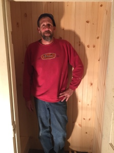Rebuilt closet