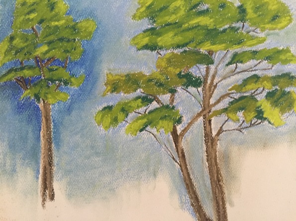 Exercise in tree drawing