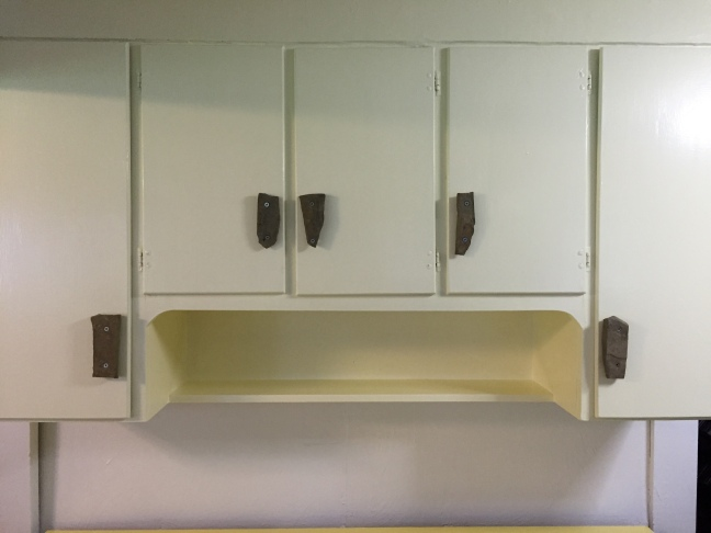 cabinet with handles