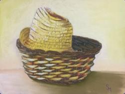 Grandpap's Hat, 8x10, January 2017