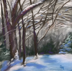 'Christmas Morning' 5x5 December 2017