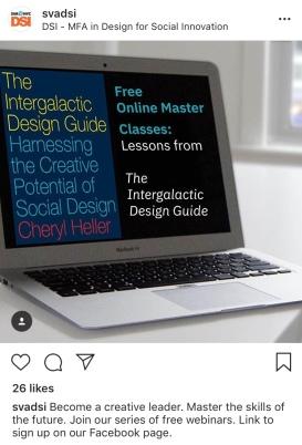 2018 DSI@SVA Master Class Campaing