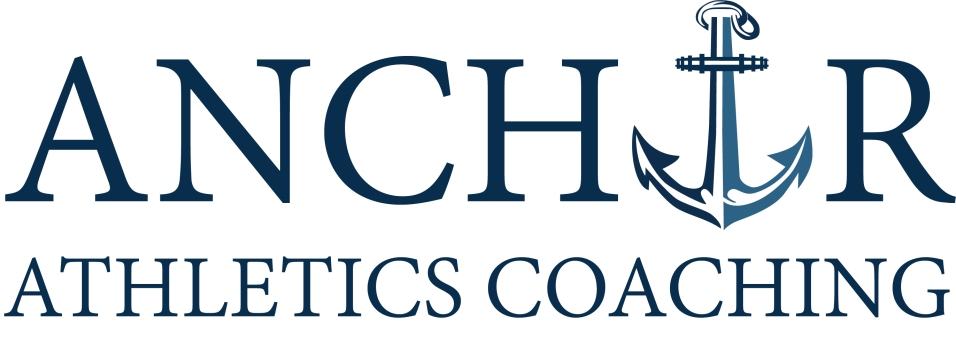 Anchor Athletics Coaching Stacked logo